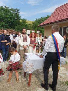 cununie traditionala romaneasca